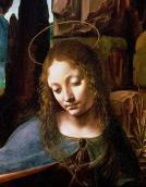 detail-of-the-head-of-the-virgin-leonardo-da-vinci