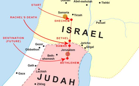 IsraelMapRachel