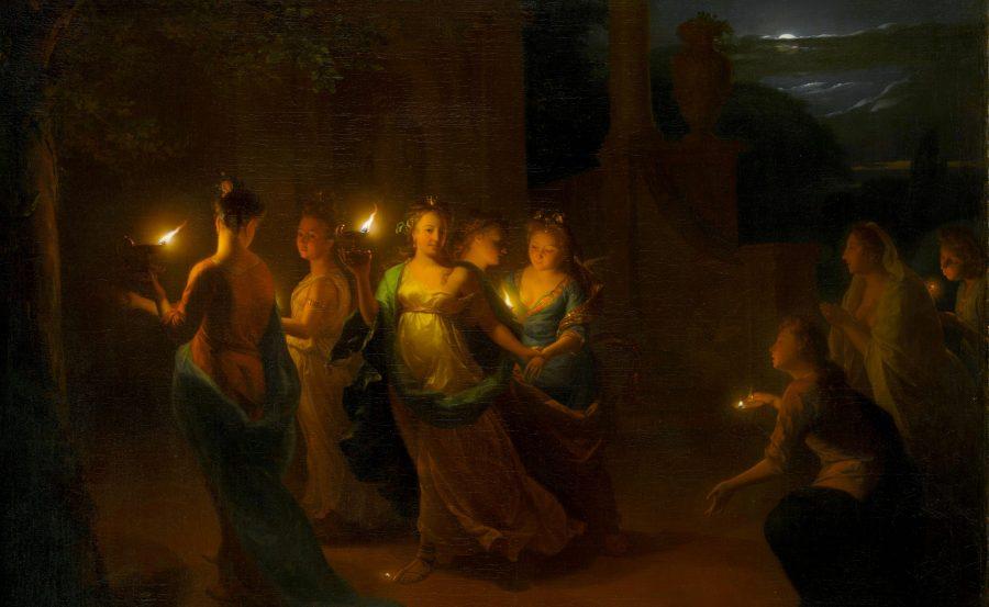 Schalcken-Wise-and-Foolish-Alte-Pinakothek-e1473885057113
